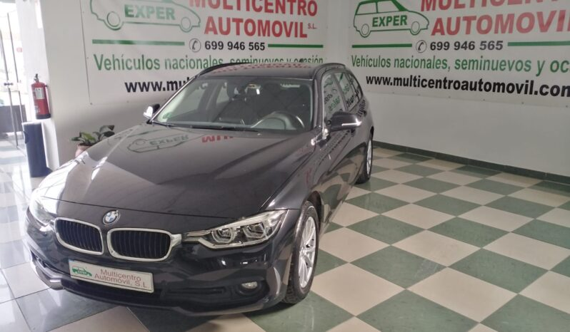 BMW SERIE 3 316 D TOURING lleno